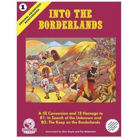 Original Adventures Reincarnated - #1 Into the Borderlands