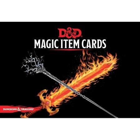 Spellbook Cards - Magic Item Cards