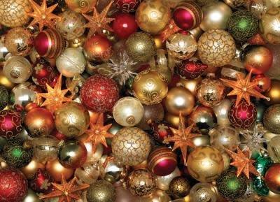 500 - Christmas Balls
