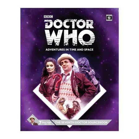 Doctor Who: The Seventh Doctor Sourcebook