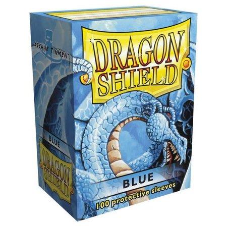 Dragon Shield - 63mm X 88mm Standard Classic - Blue 100 ct.