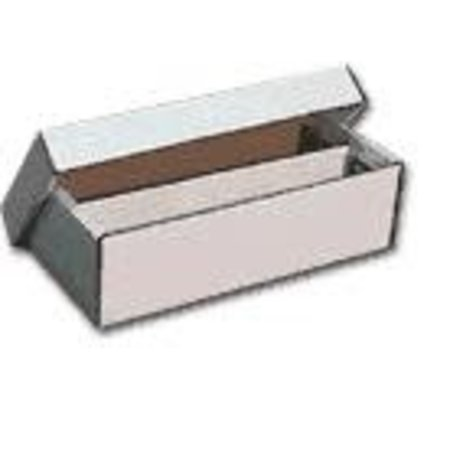 BCW Card Box 1600ct