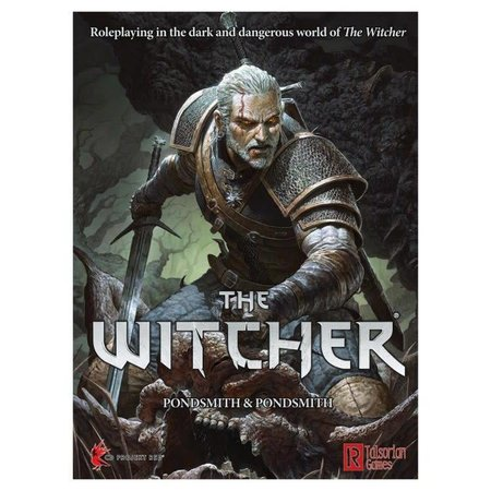 The Witcher - Core Rulebook