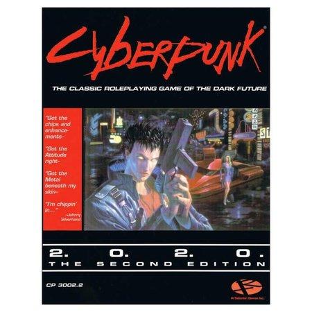 Cyberpunk 2020 - Core Rulebook