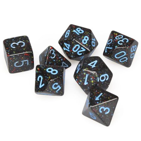 CHX 25338 Speckled Blue Stars