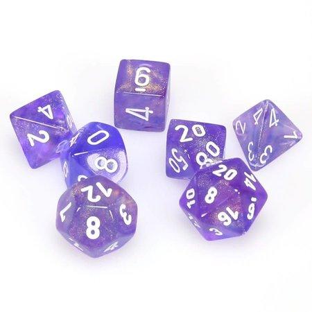CHX 27407 Borealis Purple w/White