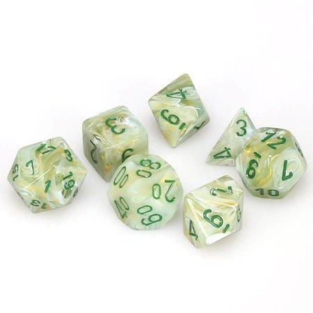 CHX 27409 Marble Green w/Dark Green