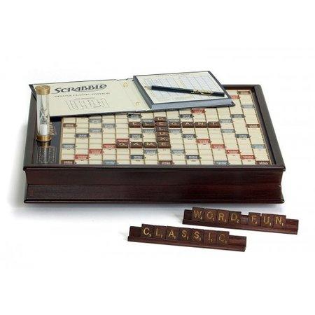 Giant Scrabble Deluxe Wood