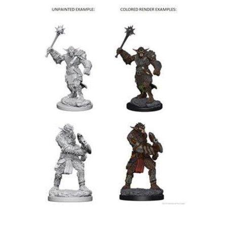 D&D Unpainted Minis - Bugbears