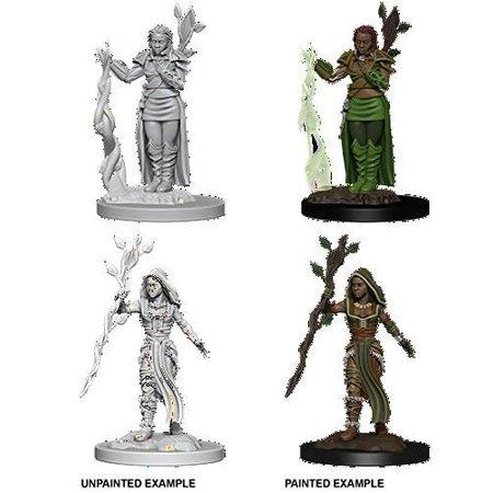 D&D Unpainted Minis - Human Druid (Female) [Wave 2]