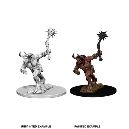 D&D Unpainted Minis - Minotaur