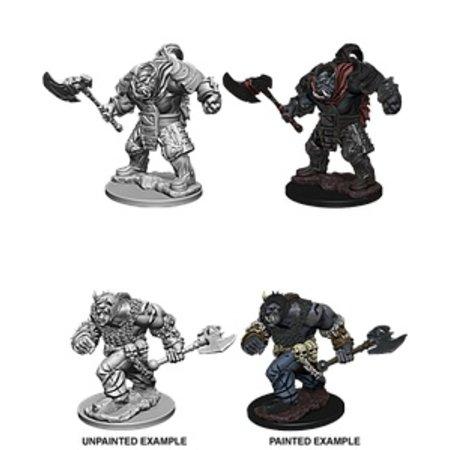 D&D Unpainted Minis - Orcs