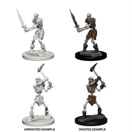 D&D Unpainted Minis - Skeletons