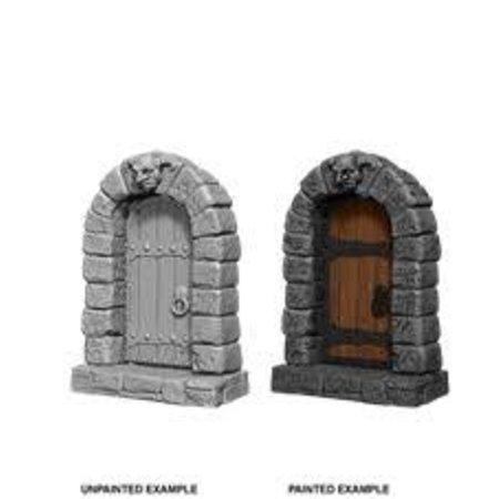Pathfinder Battles Unpainted Minis - Doors