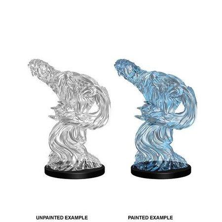 Pathfinder Battles Unpainted Minis - Medium Water Elemental