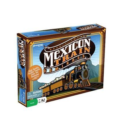 Mexican Train Dominoes - Double Twelve