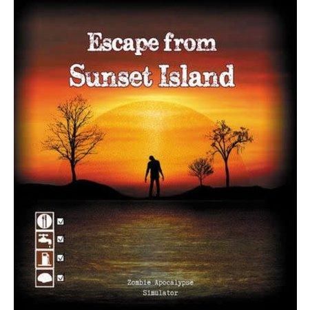 Escape from Sunset Island: Zombie Apocalypse Simulator