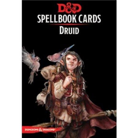 Updated Spellbook Cards - Druid Deck