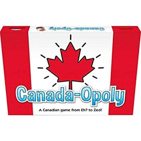 Monopoly - Canada-Opoly