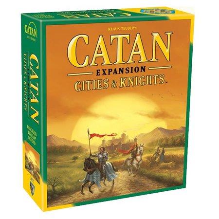 Catan: Cities & Knights (2015)