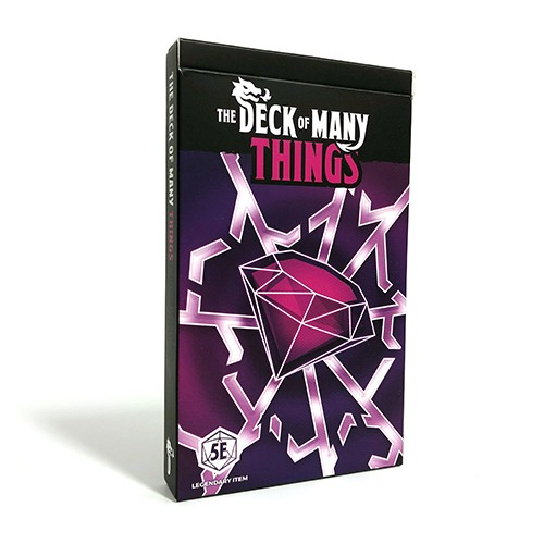 Deck of Many - Things