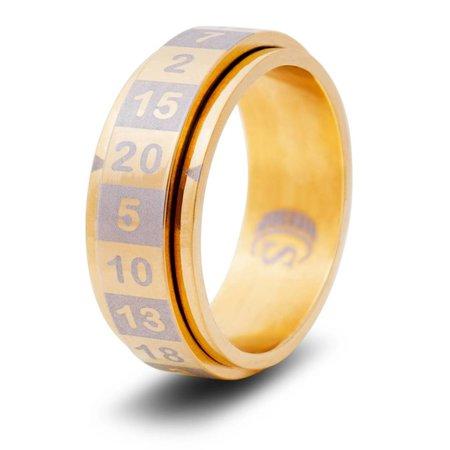 D20 Dice Rings