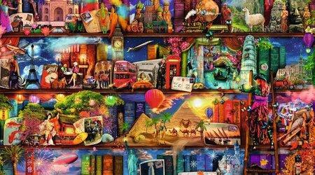 1500-5000 piece jigsaw puzzles