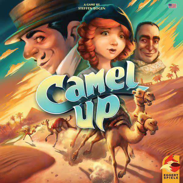 Camel Up (2018)