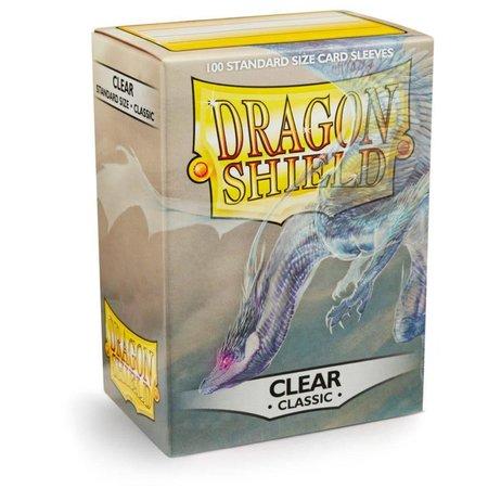 Dragon Shield - 63mm X 88mm Standard Classic - Clear 100 ct.