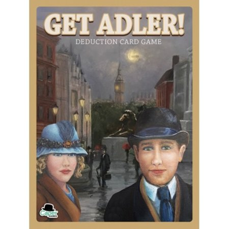 Get Adler!