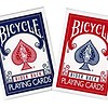 Bicycle Playing Cards - Rider Back Deck