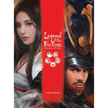 Legend of the Five Rings Roleplaying Game - Core Rulebook