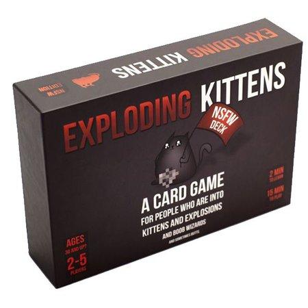 Exploding Kittens - NSFW Version