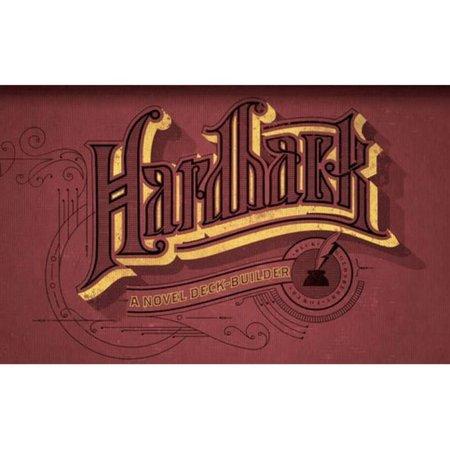 Hardback: A Novel Deck-Builder