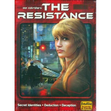 The Resistance (2nd Edition)