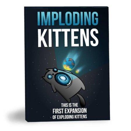 Exploding Kittens - Imploding Kittens Expansion