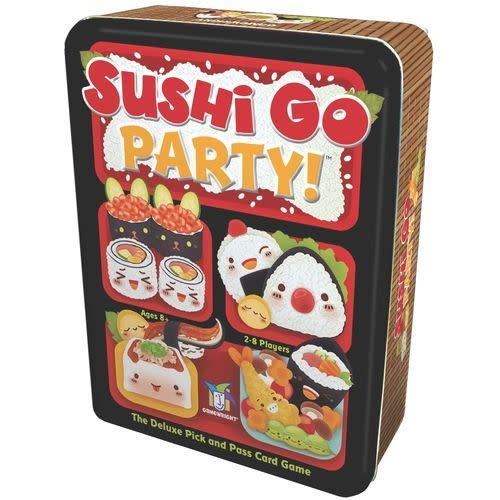Sushi Go Party! card game