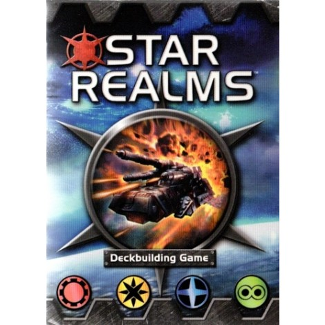 Star Realms card game