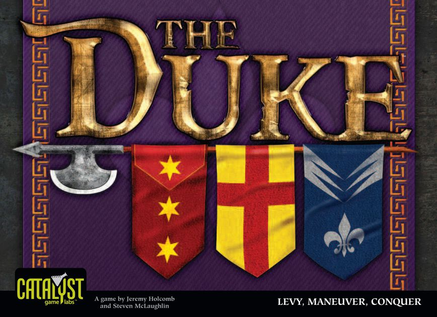 The Duke board game