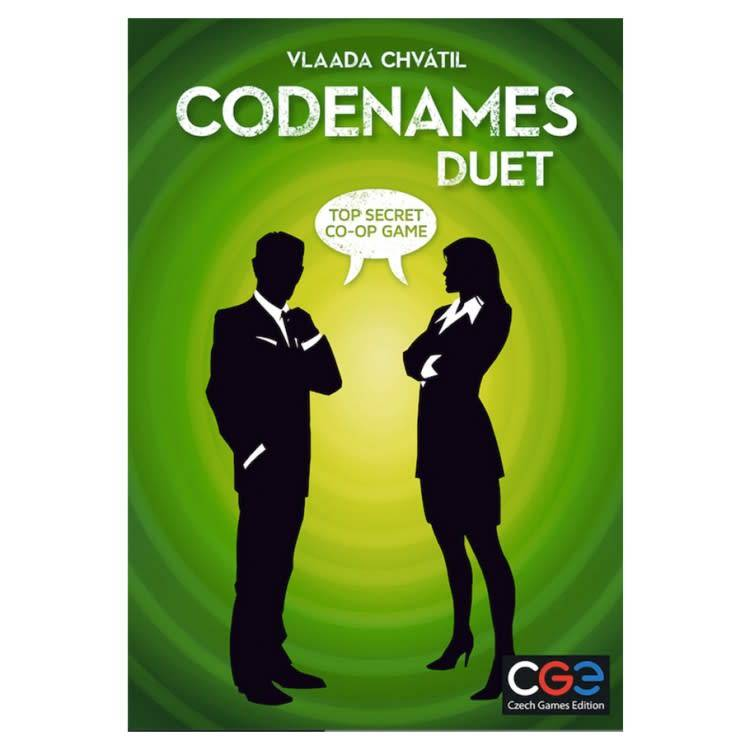 Codenames Duet board game