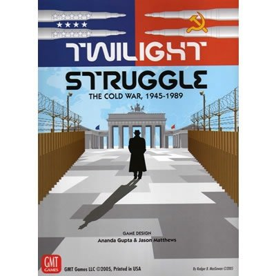 Twilight Struggle board game