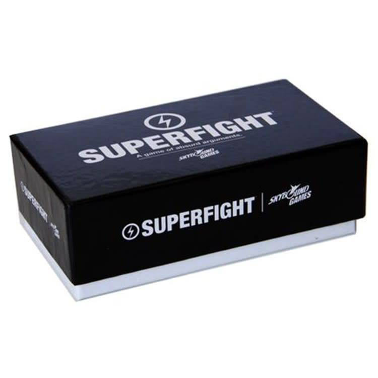 Superfight party game