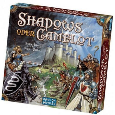 Shadows Over Camelot social deduction game