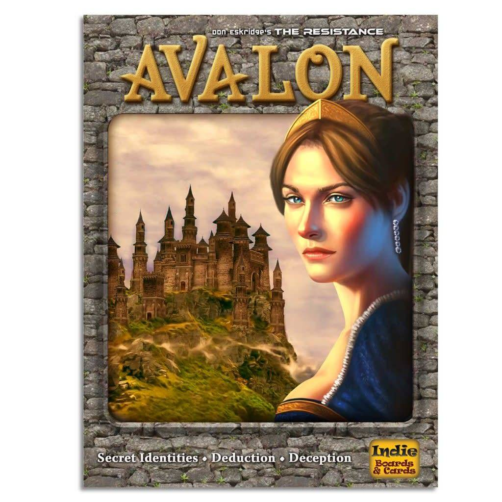 Avalon social deduction game