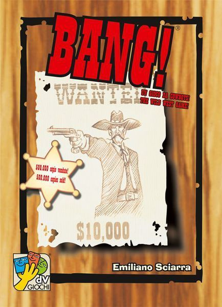 Bang! social deduction game