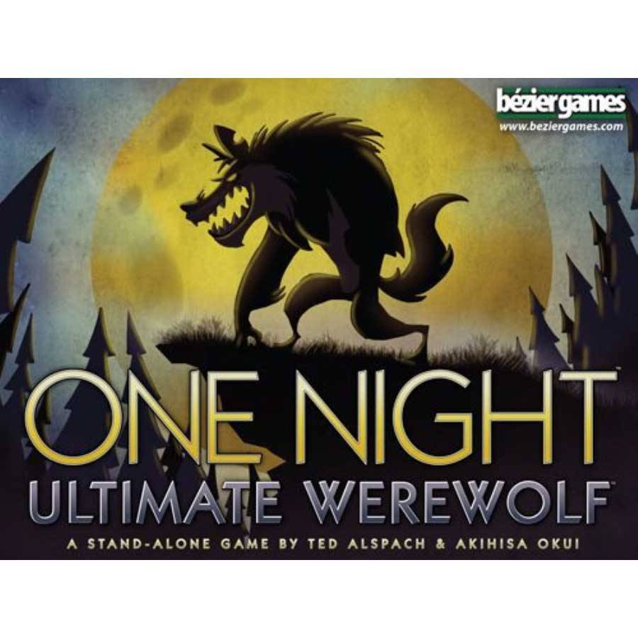 One Night Ultimate Werewolf social deduction game
