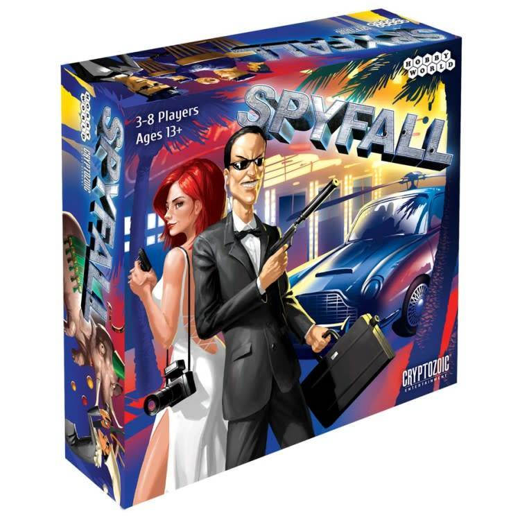 Spyfall social deduction game