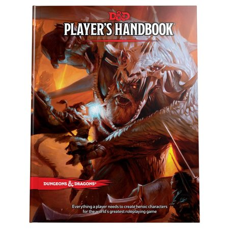 Dungeons and Dragons 5th Edition RPG: Player's Handbook