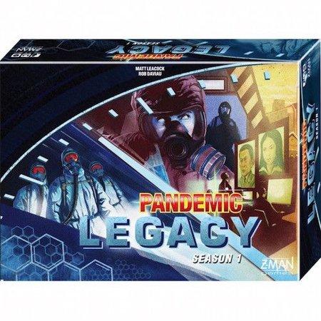 Pandemic Legacy - Season 1 (Blue Box)