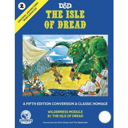 Original Adventures Reincarnated - #2 Isle of Dread
